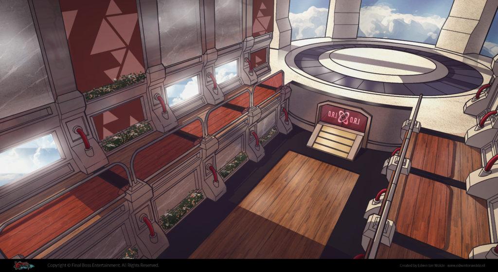 Metroplex (concept sketch)