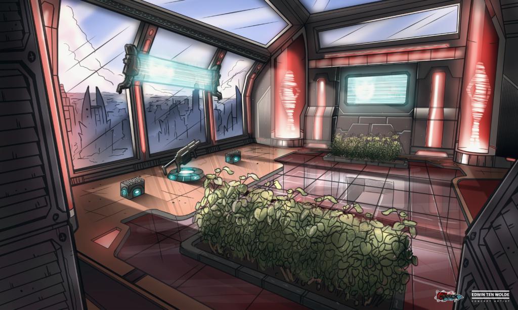 Metroplex (modeling sketch)